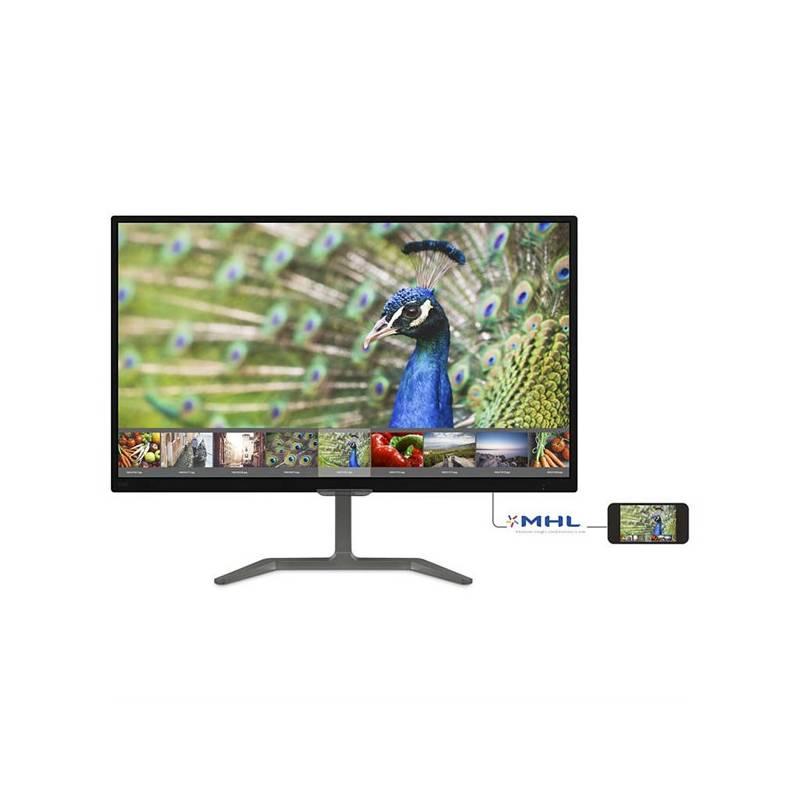 Monitor Philips 276E7QDAB (276E7QDAB/00) čierny