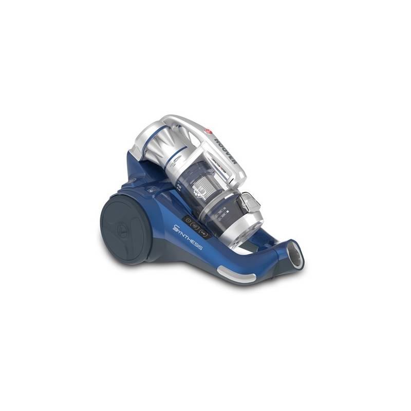 Vysávač podlahový Hoover Synthesis ST50ALG011 modrý + Doprava zadarmo