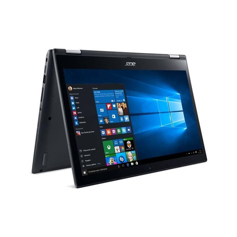Notebook Acer Spin 3 (SP314-51-P0GT) (NX.GUWEC.006) sivý Software F-Secure SAFE, 3 zařízení / 6 měsíců (zdarma) + Doprava zadarmo