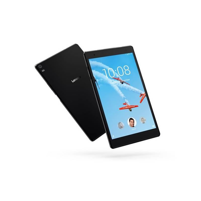 """Tablet Lenovo TAB4 8"""" PLUS Wi-Fi (ZA2E0054CZ) čierny + Doprava zadarmo"""