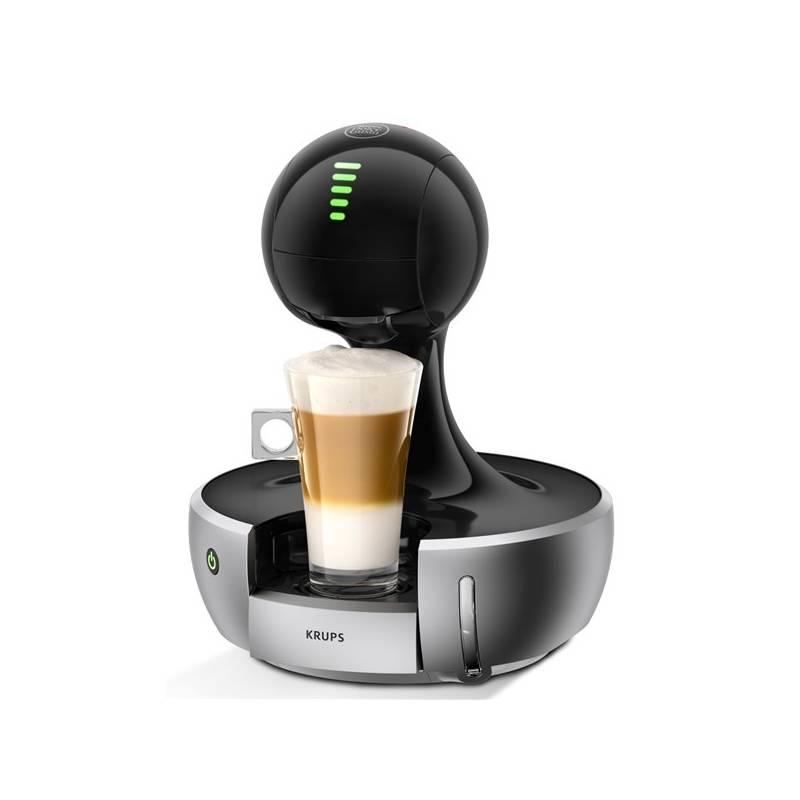 Espresso Krups NESCAFÉ® Dolce Gusto™ Drop KP350B31 strieborné