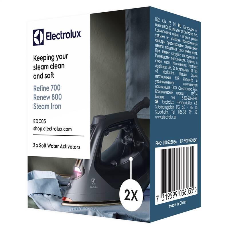 Príslušenstvo pre žehličky Electrolux EDC03