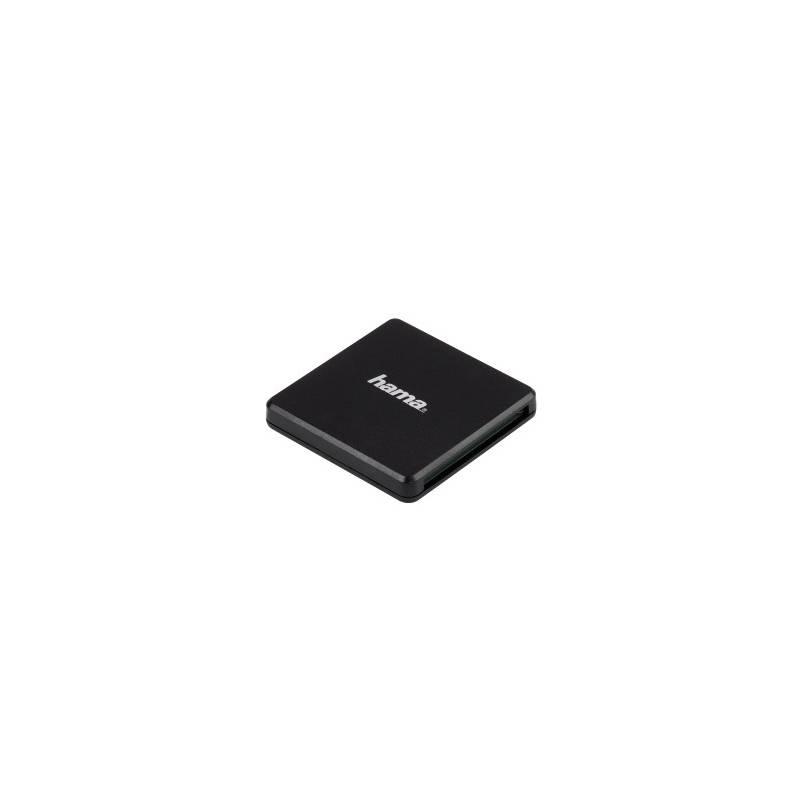 Čítačka pamäťových kariet Hama Multi USB 3.0 (124022) čierna