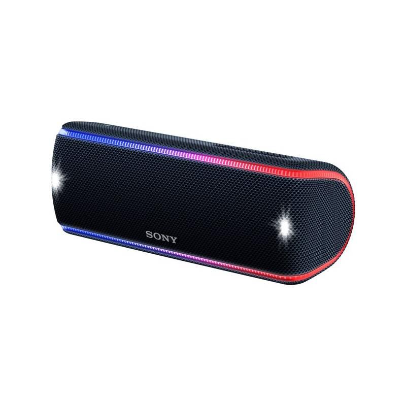 Prenosný reproduktor Sony SRS-XB31 (SRSXB31B.CE7) čierny