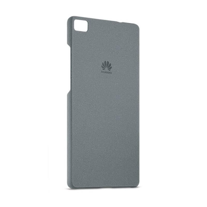 Kryt na mobil Huawei P8 Lite (51990915) šedý  c46c7acd8b7