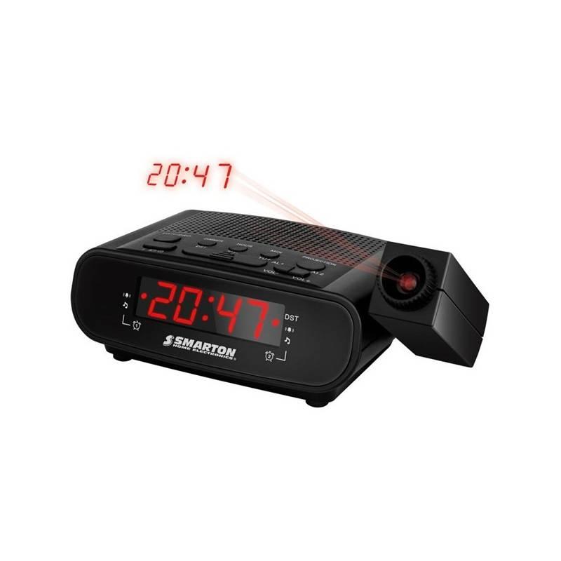 Rádiobudík SMARTON SM 970 (446726) čierny