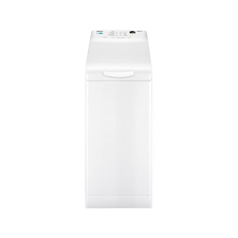 Pračka Zanussi ZWQ61235CI bílá