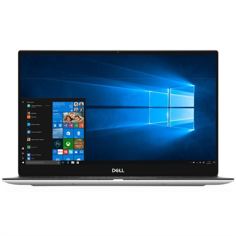 Notebook Dell XPS 13 (7390) (N-7390-N2-511S) strieborný