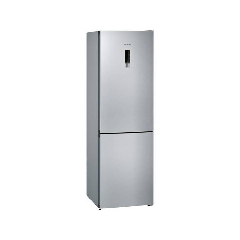 Kombinácia chladničky s mrazničkou Siemens KG39NXI35 nerez + Doprava zadarmo