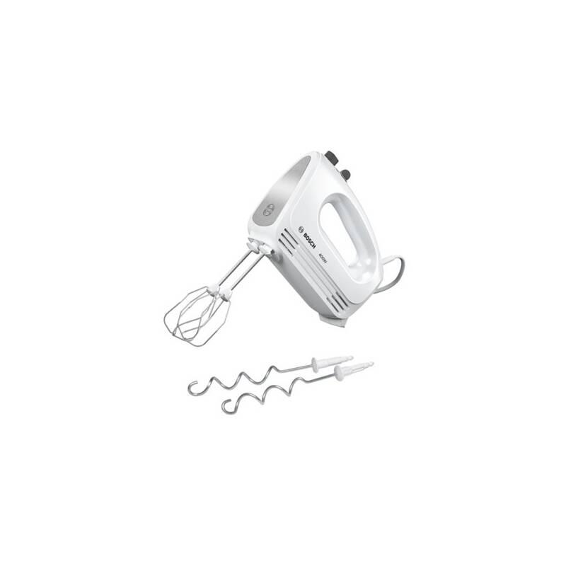 Ruční šlehač Bosch MFQ24200 stříbrný/bílý
