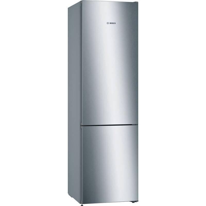 Kombinácia chladničky s mrazničkou Bosch Serie   4 KGN392IDA nerez + Doprava zadarmo