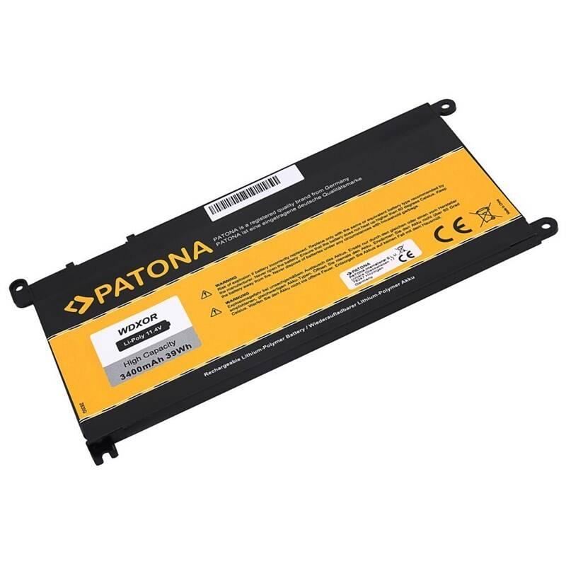 Batéria PATONA pro Dell Inspiron 15 5565 3400mAh Li-Pol 11,4V (PT2835)