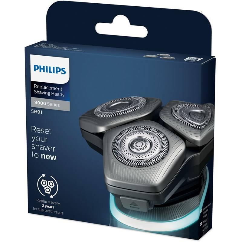 Príslušenstvo pre holiace strojčeky Philips Series 9000 SH91/50