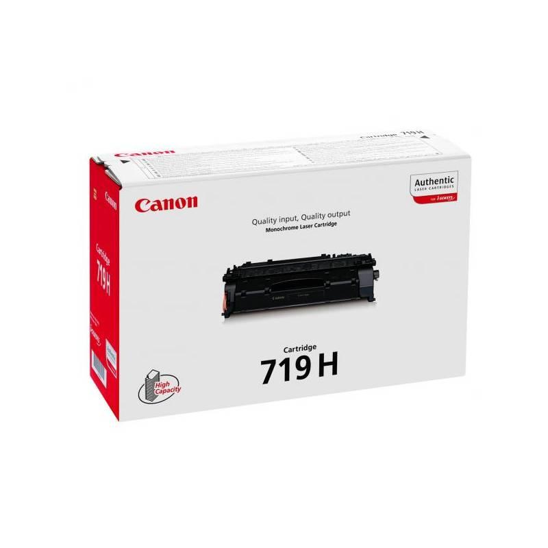 Toner Canon CRG-719 H, 6,4K stran - originální (3480B002) čierny + Doprava zadarmo