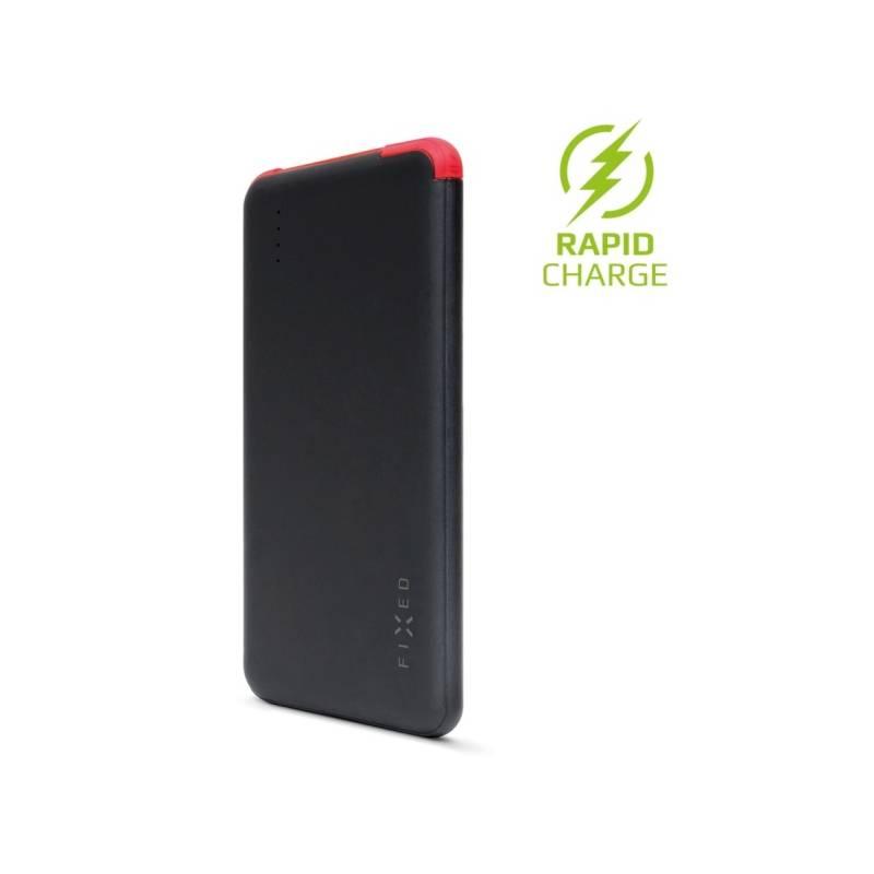 Powerbank FIXED Zen Slim 5000 mAh (FIXPB-SLI50-BK) černá