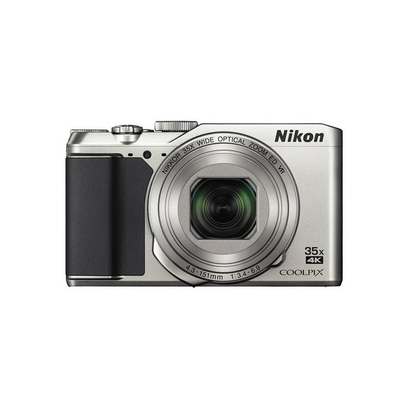 Digitální fotoaparát Nikon Coolpix A900 stříbrný
