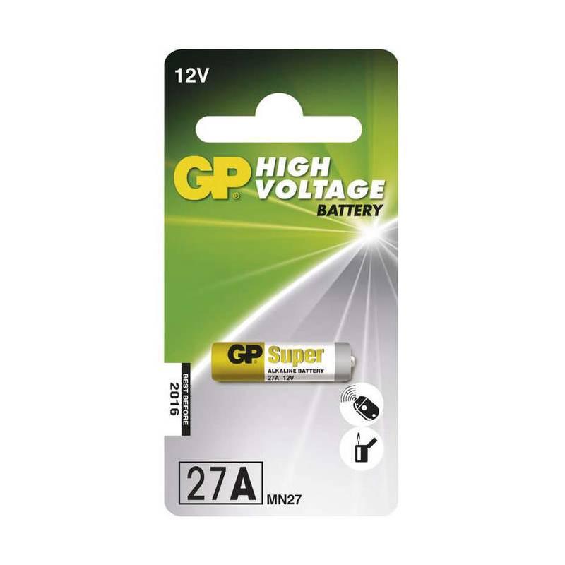 Batéria alkalická GP 27AF (GP 27AF)