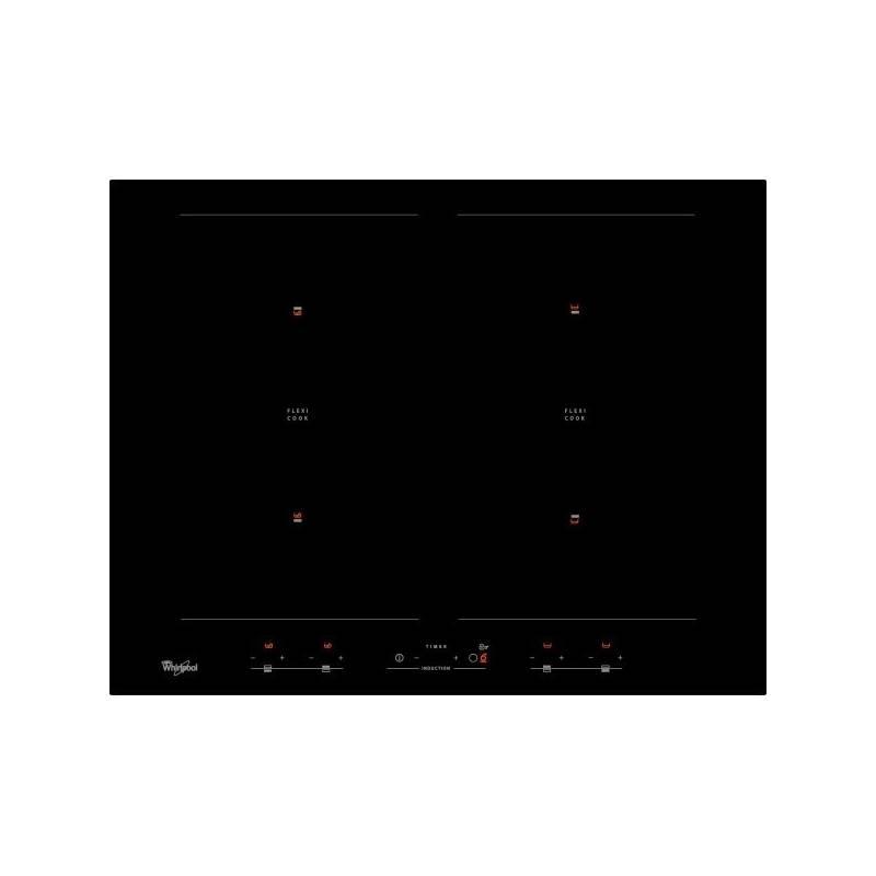 Indukčná varná doska Whirlpool ACM 928/BA čierna + Doprava zadarmo