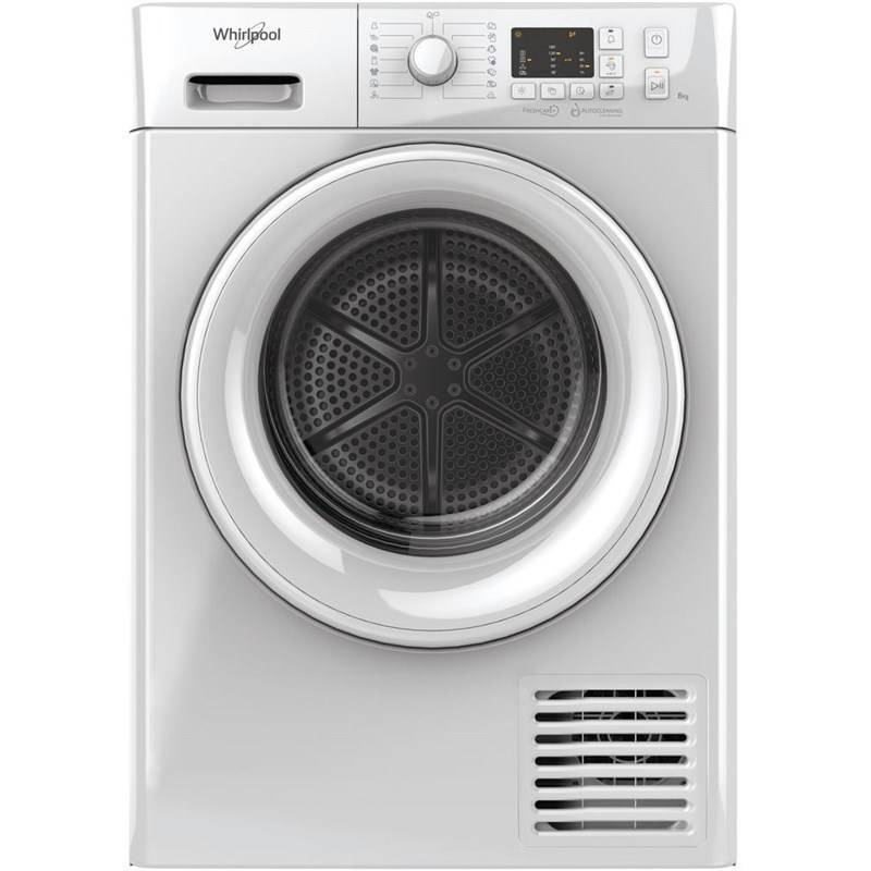 Sušička prádla Whirlpool FT M10 81Y EU bílá + Whirlpool 10 let záruka na motor