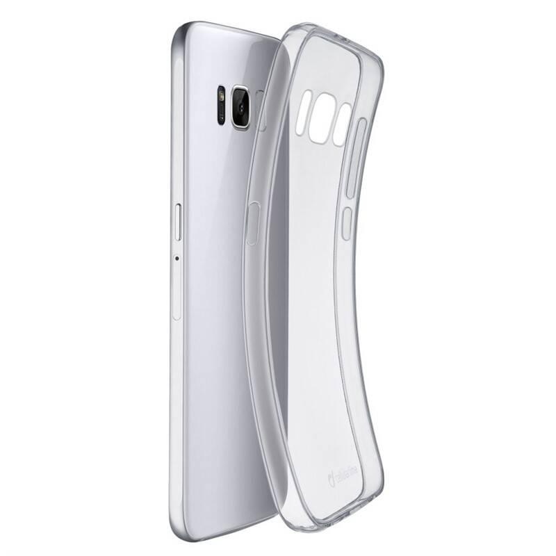 Kryt na mobil CellularLine Fine pro Samsung Galaxy S8 (FINEGALS8T) průhledný