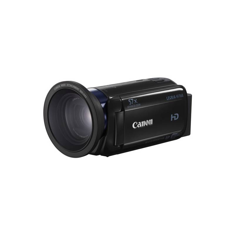 Videokamera Canon LEGRIA HF R68 + šir.předsádka (0279C010AA) čierna + Doprava zadarmo