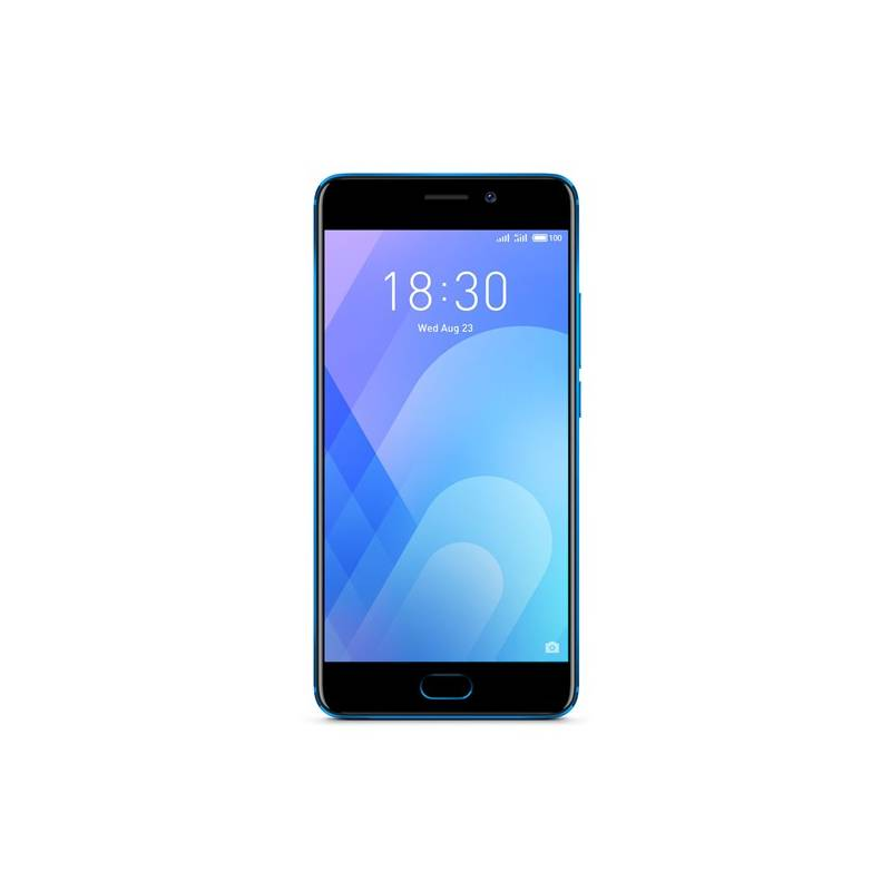 Mobilný telefón Meizu M6 Note (M721H/32GB/Blue) modrý