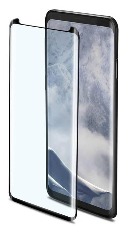 Ochranné sklo Celly 3D pro Samsung Galaxy S9 (3DGLASS790BK) čierne