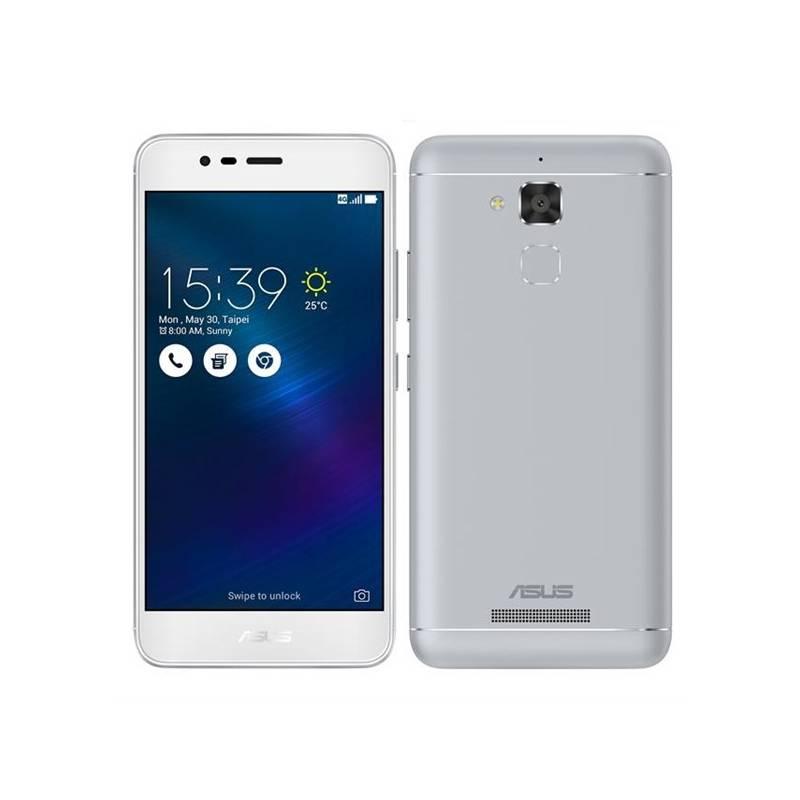 Mobilný telefón Asus ZenFone 3 Max ZC520TL (ZC520TL-4J078WW) strieborný Software F-Secure SAFE, 3 zařízení / 6 měsíců (zdarma)