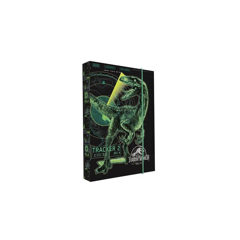 Dosky na zošity P + P Karton Jurassic World A4 Jumbo