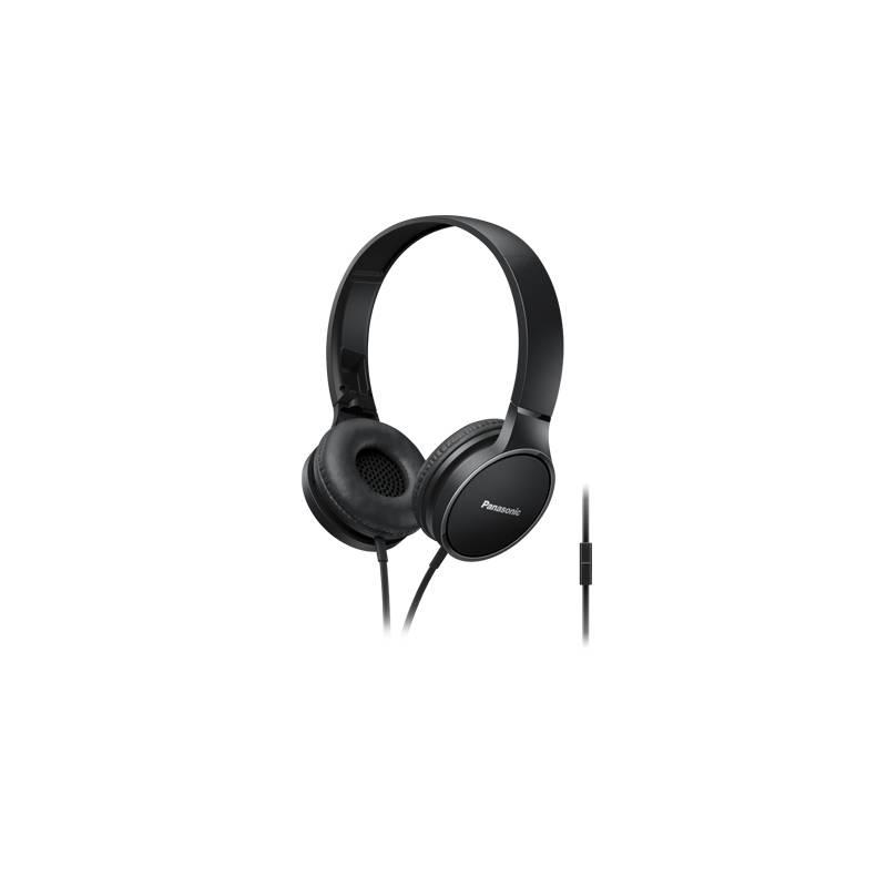 Sluchátka Panasonic RP-HF300ME-K (RP-HF300ME-K) černá