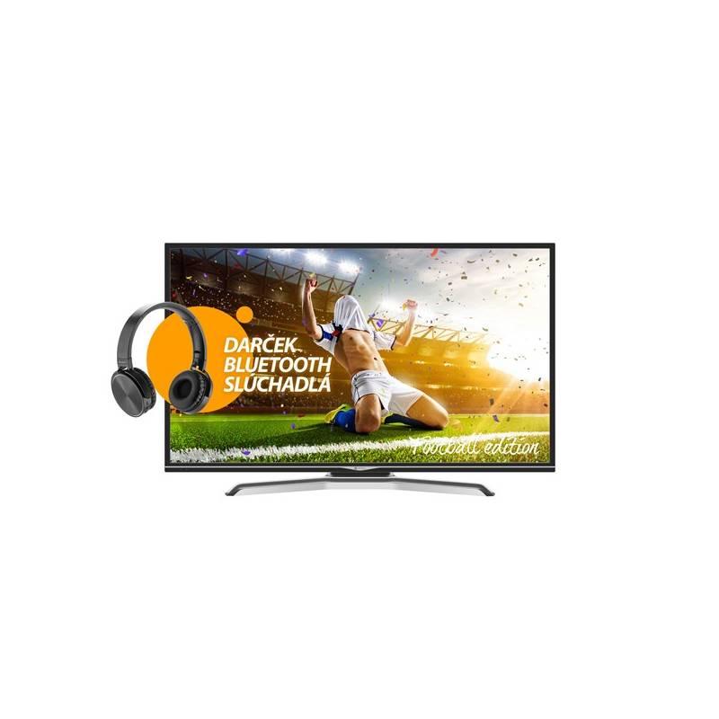 Televízor GoGEN TVU 43V37 FE čierna