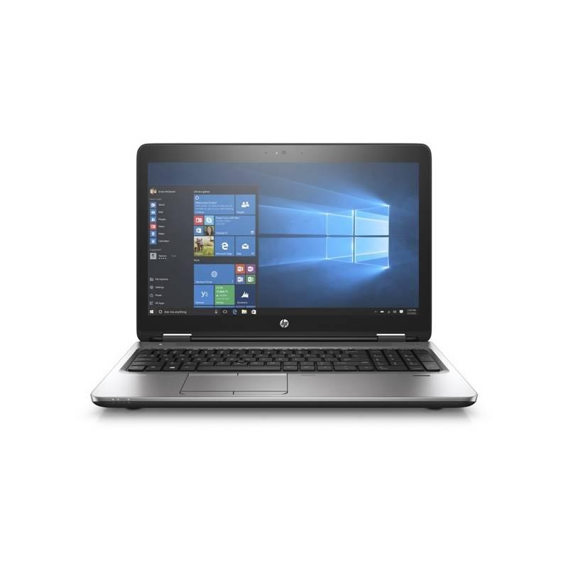 Notebook HP ProBook 650 G3 (2TM78ES#BCM) strieborný + Doprava zadarmo