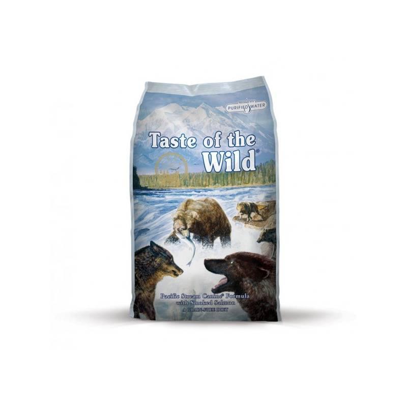 Granuly Taste of the Wild Pacific Stream 12,2 kg + Doprava zadarmo