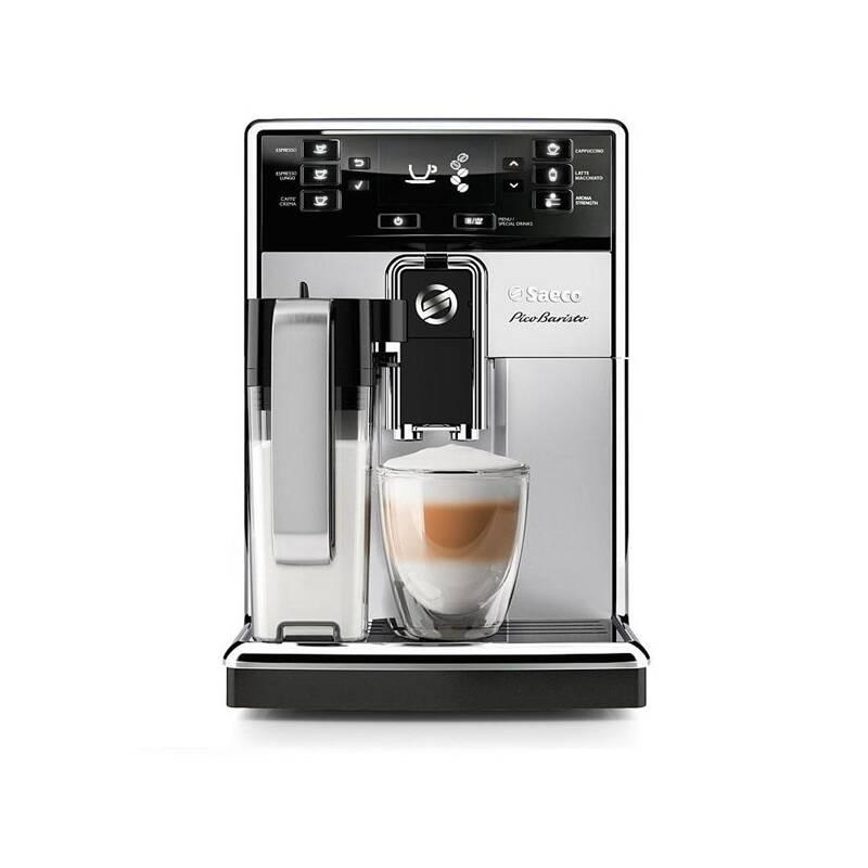 Espresso Saeco PicoBaristo SM3061/10 strieborné