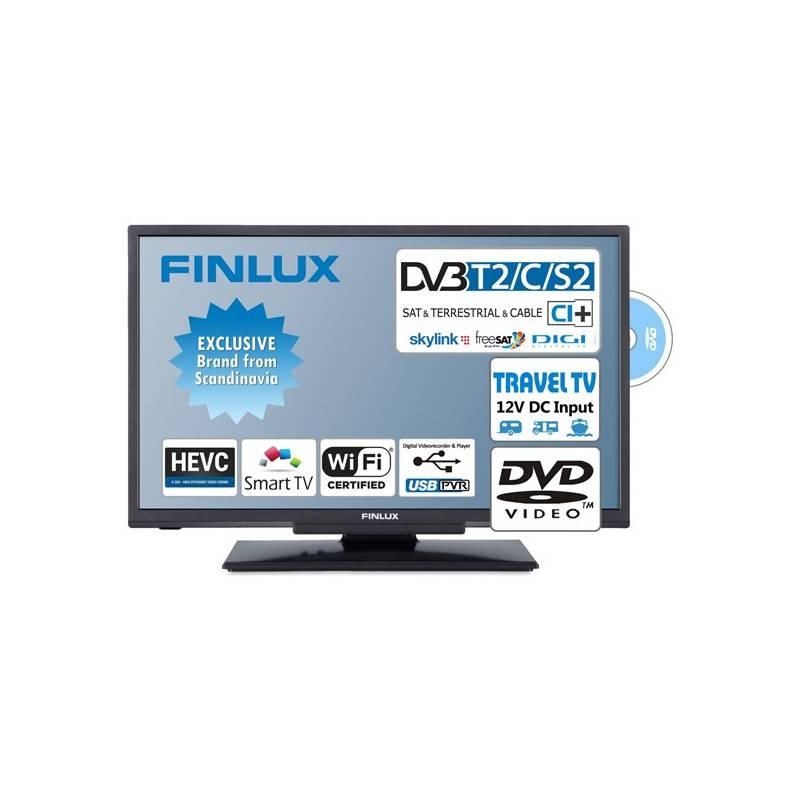 Televízor Finlux 24FDM5660 čierna