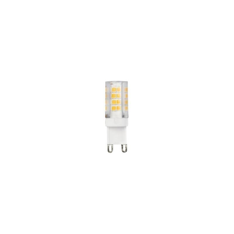 LED žiarovka McLED bodová, 3,5W, G9, teplá bílá