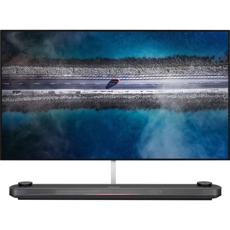 Televize LG OLED77W9 titanium