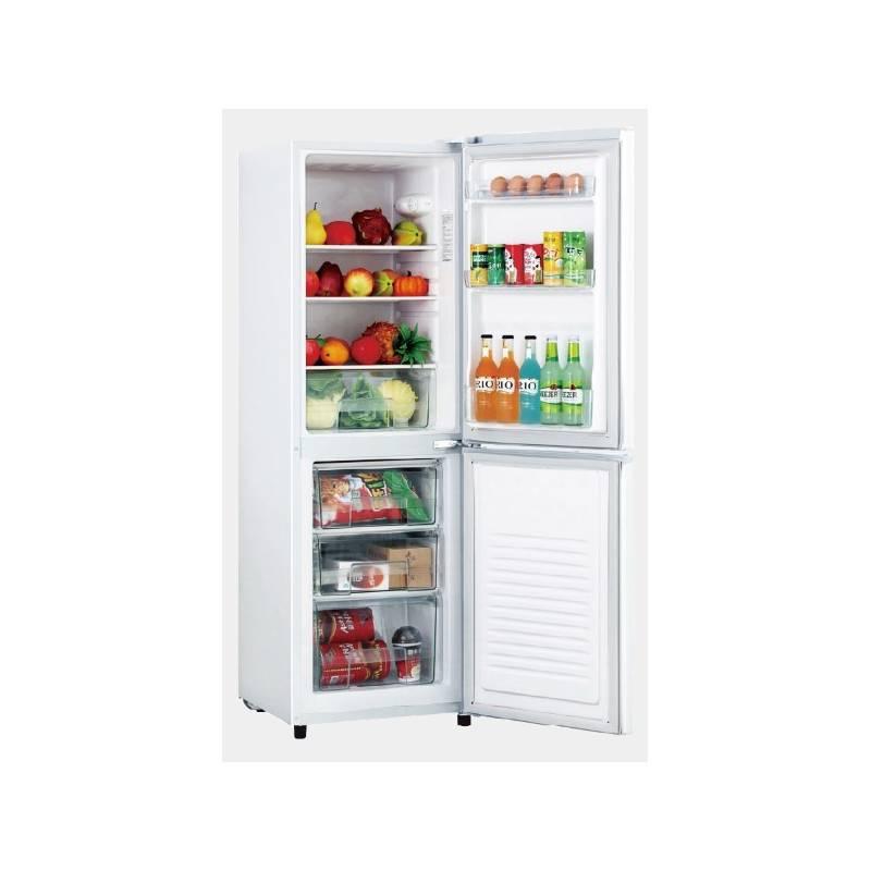Kombinácia chladničky s mrazničkou Goddess RCD0150GW8A biela + Doprava zadarmo