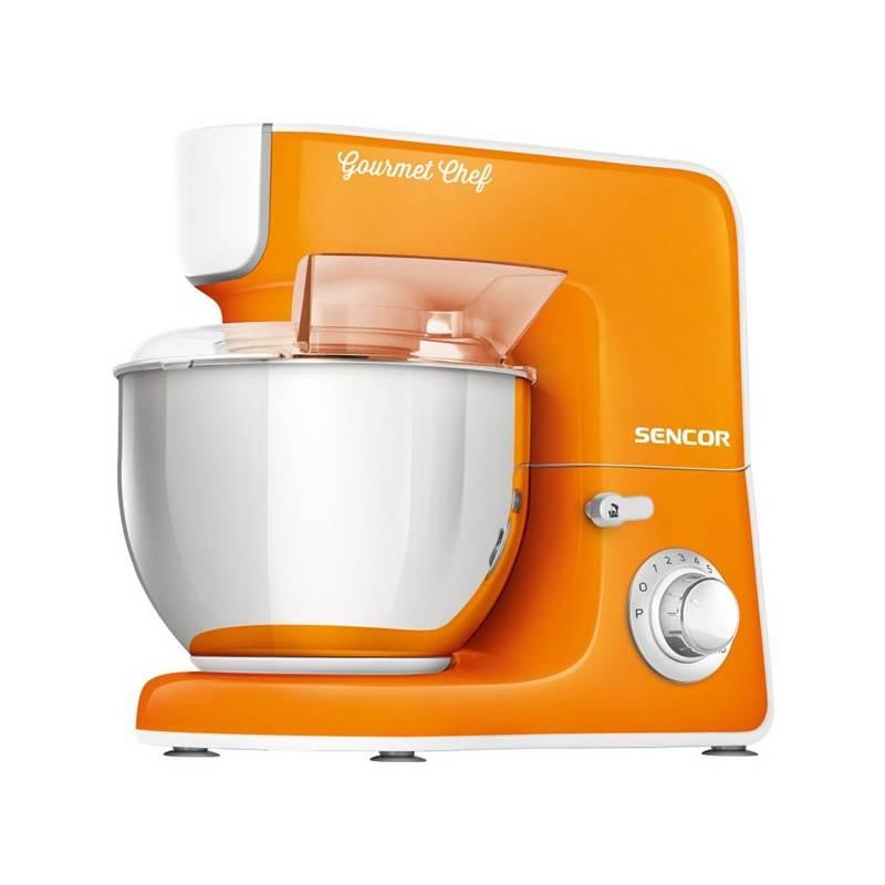 Kuchynský robot Sencor STM 3773OR oranžový