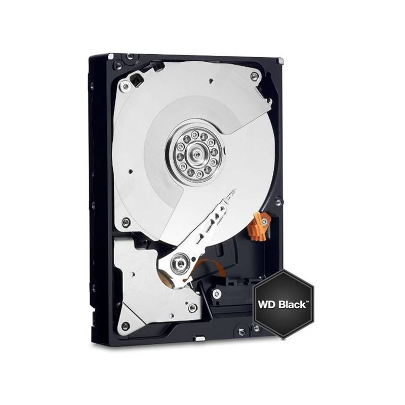 "Pevný disk 3,5"" Western Digital Black 4TB (WD4004FZWX)"