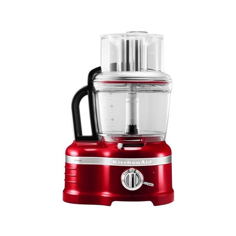 Kuchynský robot KitchenAid Artisan 5KFP1644ECA červený + Doprava zadarmo