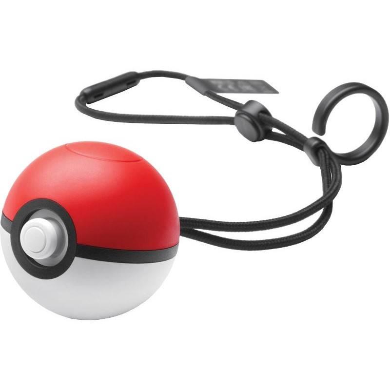 Příslušenství pro konzole Nintendo SWITCH Pokéball Plus (NSP146)
