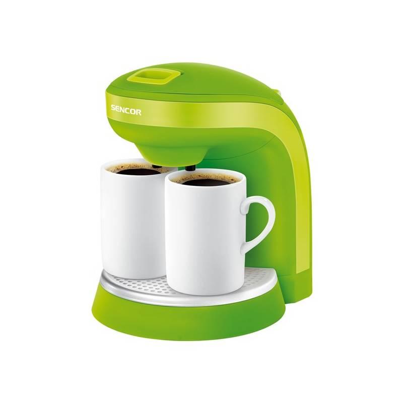 Kávovar Sencor SCE 2002GR zelený