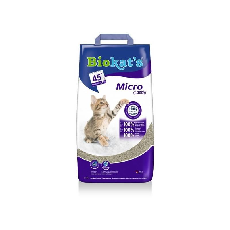 Podstielky Biokat´s Micro Classic 7l / 6,7kg
