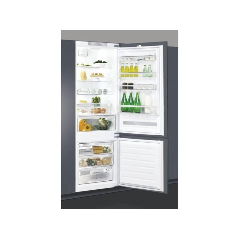 Kombinácia chladničky s mrazničkou Whirlpool SP40 801 EU + Doprava zadarmo