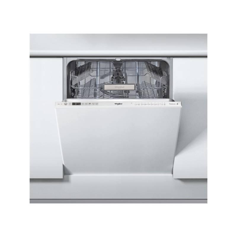 Umývačka riadu Whirlpool WKIO 3T123 6P Tablety do myčky Jar Platinum Lemon 4 balení po 45 kapslích + Doprava zadarmo
