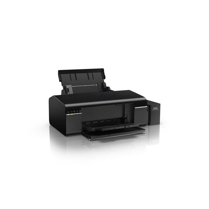 Tlačiareň atramentová Epson L805 (C11CE86401) čierna