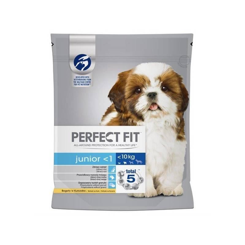 Granule Perfect Fit Dog Junior Kuřecí XS/S 825g