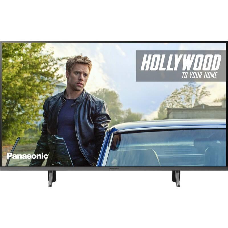 Televízor Panasonic TX-40HX800E čierna/strieborná + Doprava zadarmo