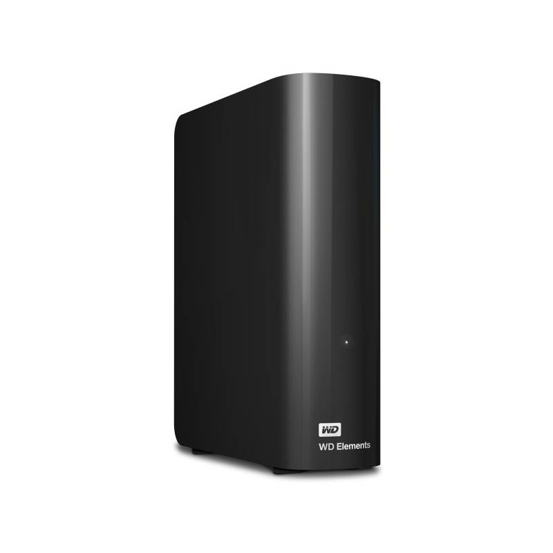 "Externý pevný disk 3,5"" Western Digital Elements Desktop 6TB (WDBWLG0060HBK-EESN) čierny"